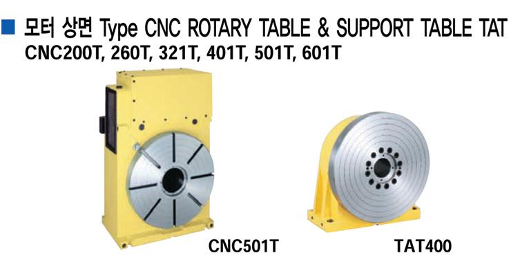모터 상면 TYPE CNC ROTARY BABLE & SUPPORT TABLE TAT.jpg